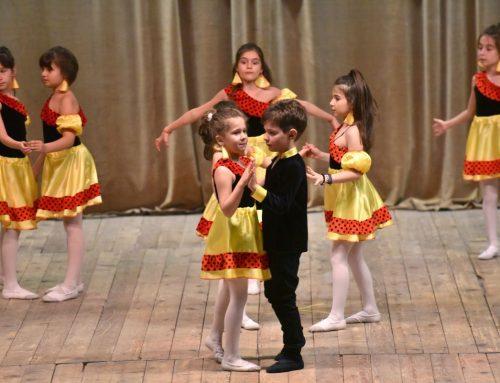 Scoala de dans TitovArt – Spectacol dans decembrie 2017