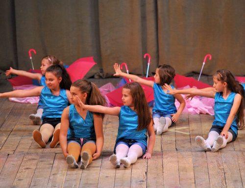 Scoala de dans TitovArt – Spectacol dans iunie 2017