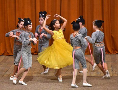 Scoala de dans TitovArt – Spectacol dans decembrie 2018