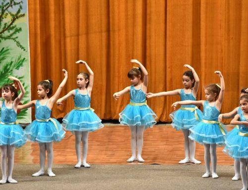 Scoala de dans TitovArt – Spectacol dans decembrie 2019