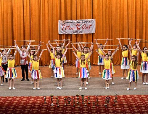 Scoala de dans TitovArt – Spectacol dans iunie 2019