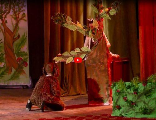 La ferma bunicii – Spectacol de dans
