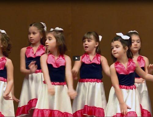Spectacol al scolii TitovArt Pitesti 17 decembrie 2016