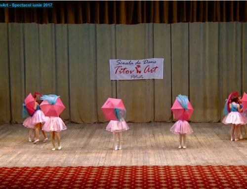 Spectacol dans 10-iunie-2017 Scoala de dans TitovArt