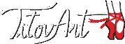 Scoala de dans Pitesti || TitovArt || Logo